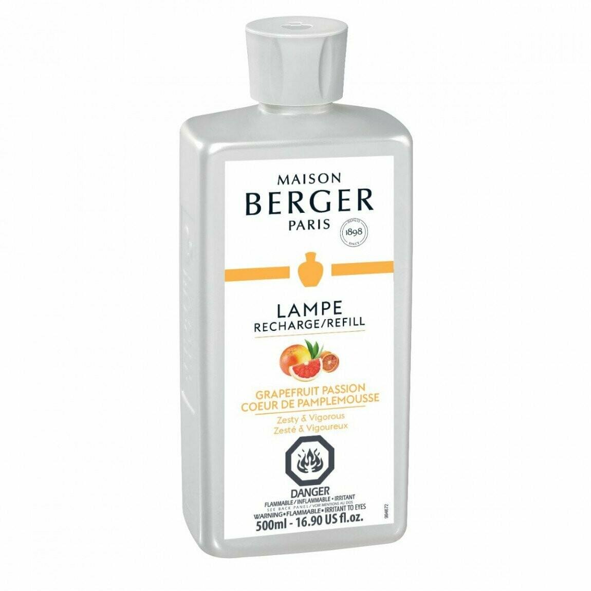 Grapefruit Passion 500 ml Fragrance