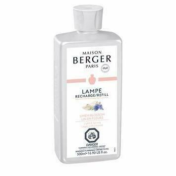 Linen Blossom 500 ml Fragrance