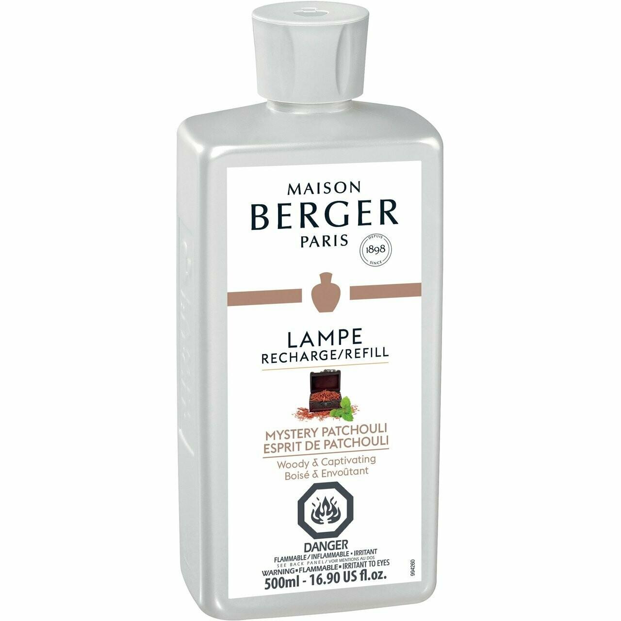 Mystery Patchouli 500 ml Fragrance