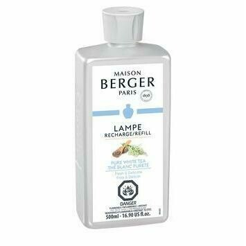 Pure White Tea 500 ml Fragrance