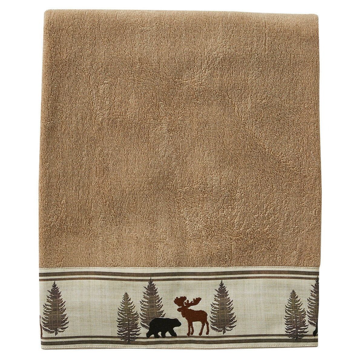 Black Forest Bath Towel