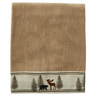 Black Forest Bath Towel