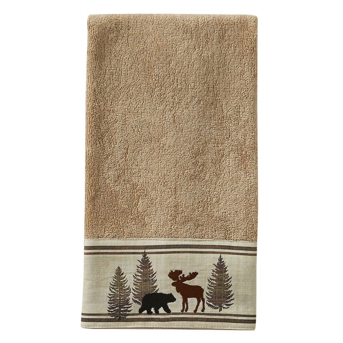 Black Forest Hand Towel