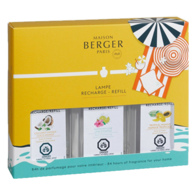 Summer Blissful Fragrance Trio Pack