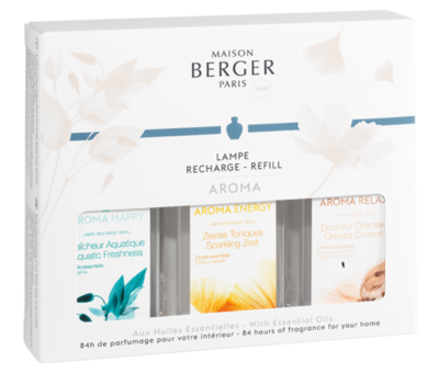 Aroma Fragrance Trio Pack