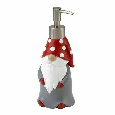 Gnome Walk Soap Dispenser