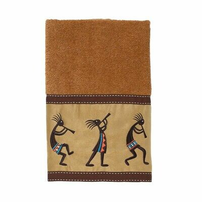 Kokopelli Hand Towel