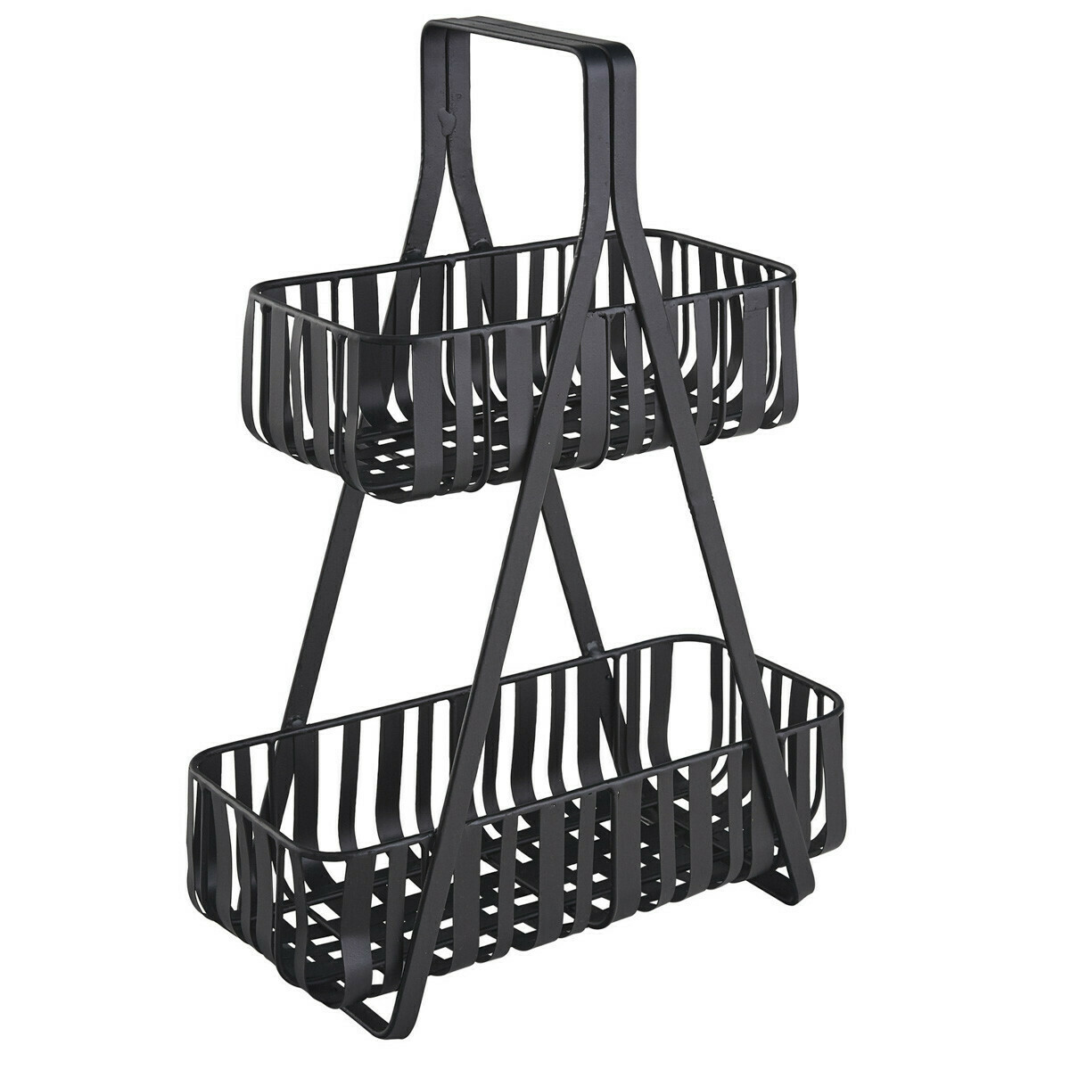 Spencer 2 Tier Basket Stand