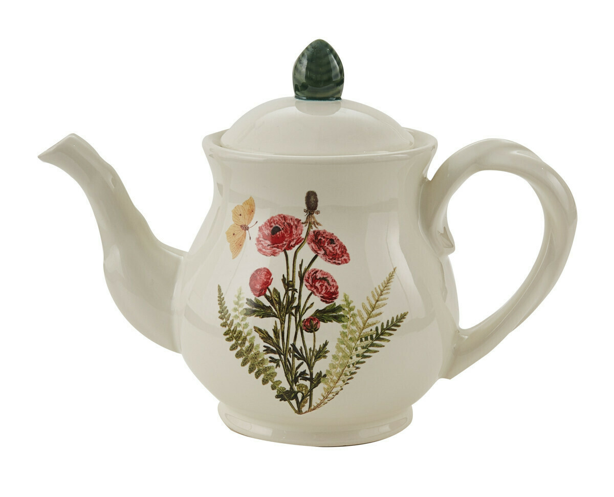 Garden Botanist Teapot