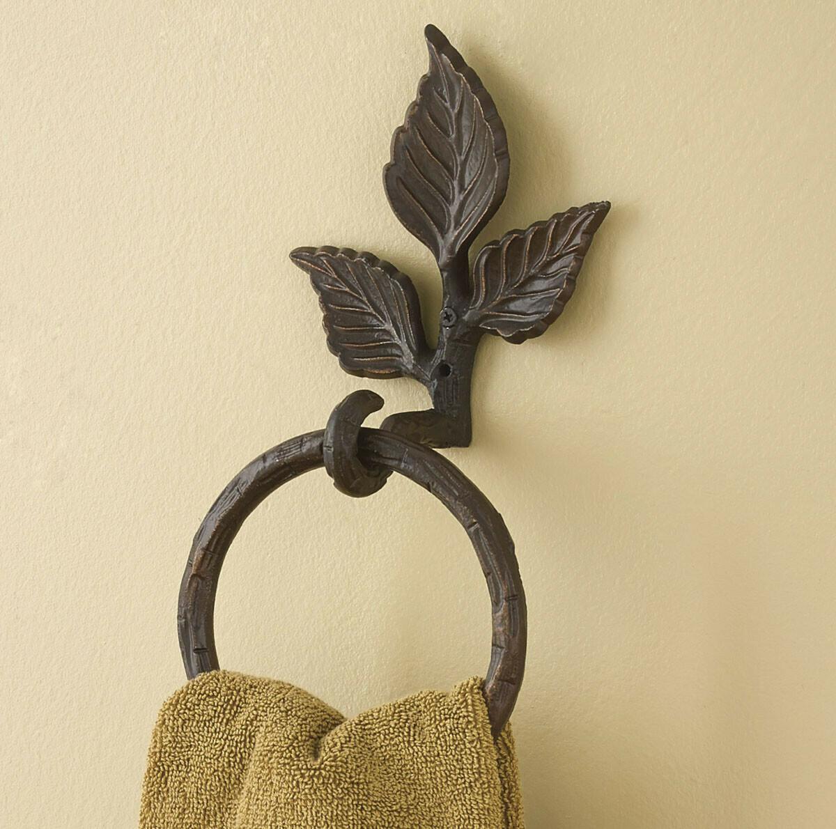 Birchwood Ring Hook