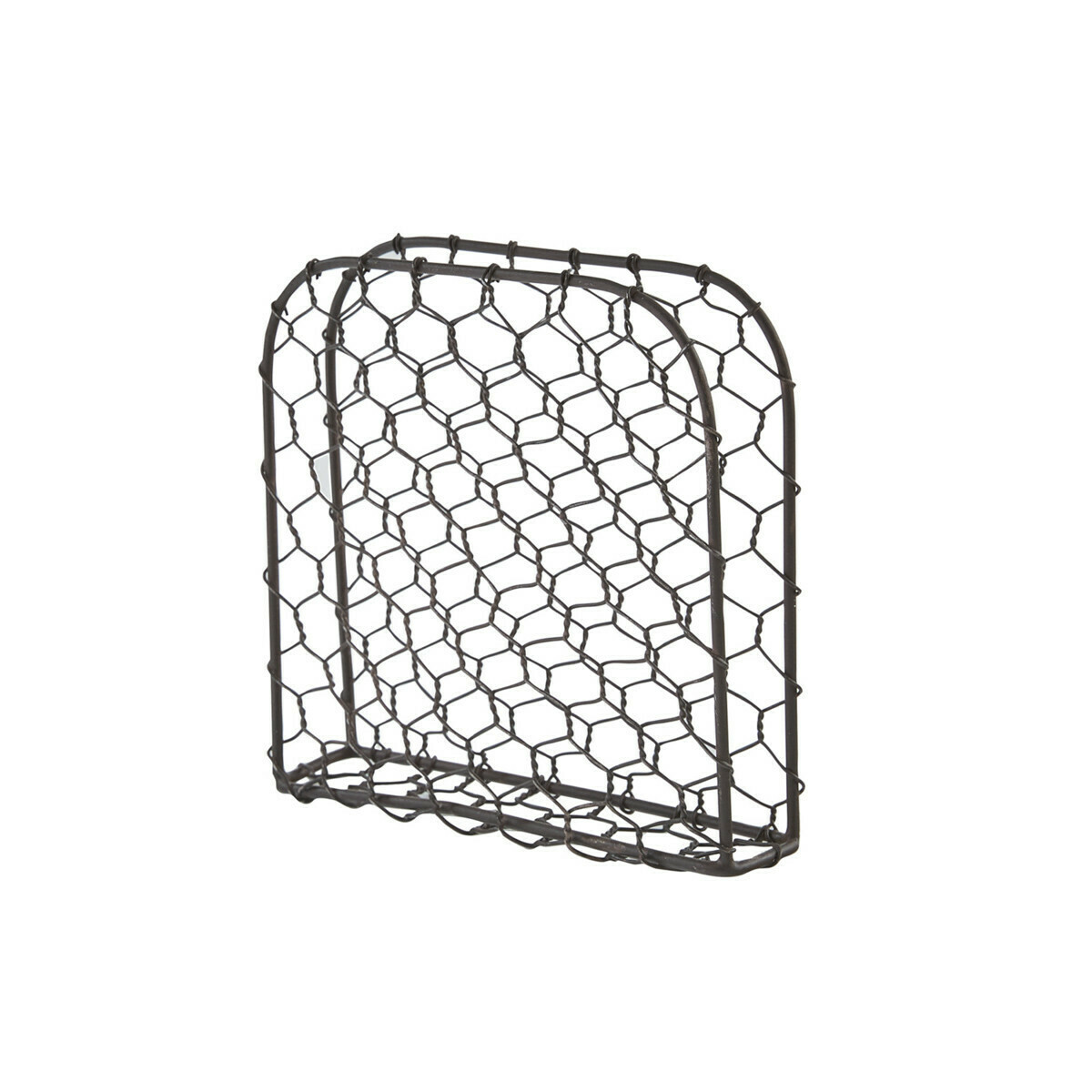 Chicken Wire Napkin Holder
