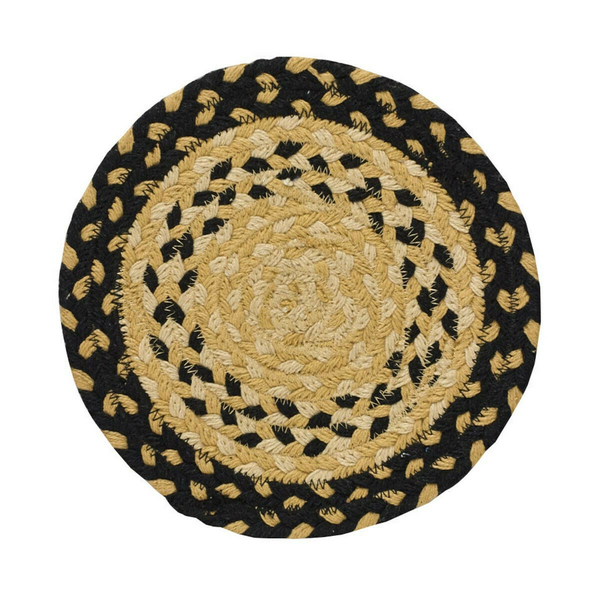 Cornbread Braided Trivet