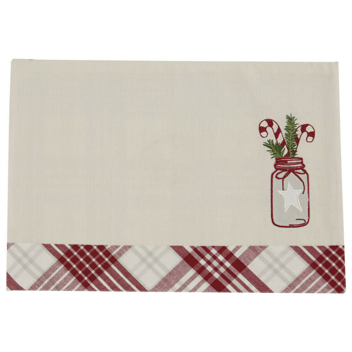 Mason and Peppermint Placemat