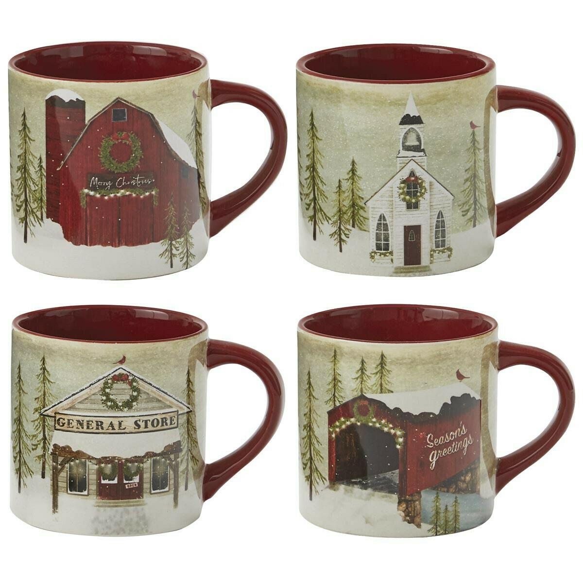 Vintage Hometown Mug