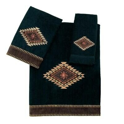 Mojave Black Wash Cloth