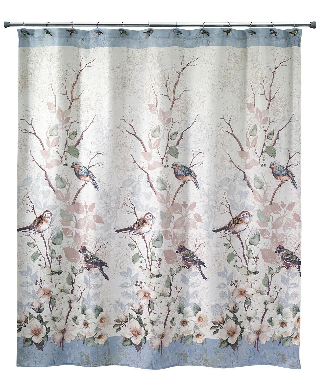 Love Nest Shower Curtain