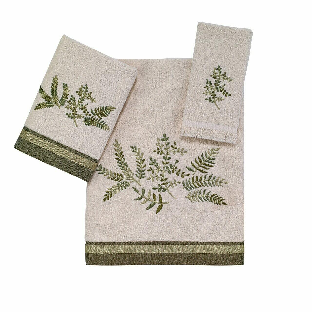 Ivory Greenwood Hand Towel