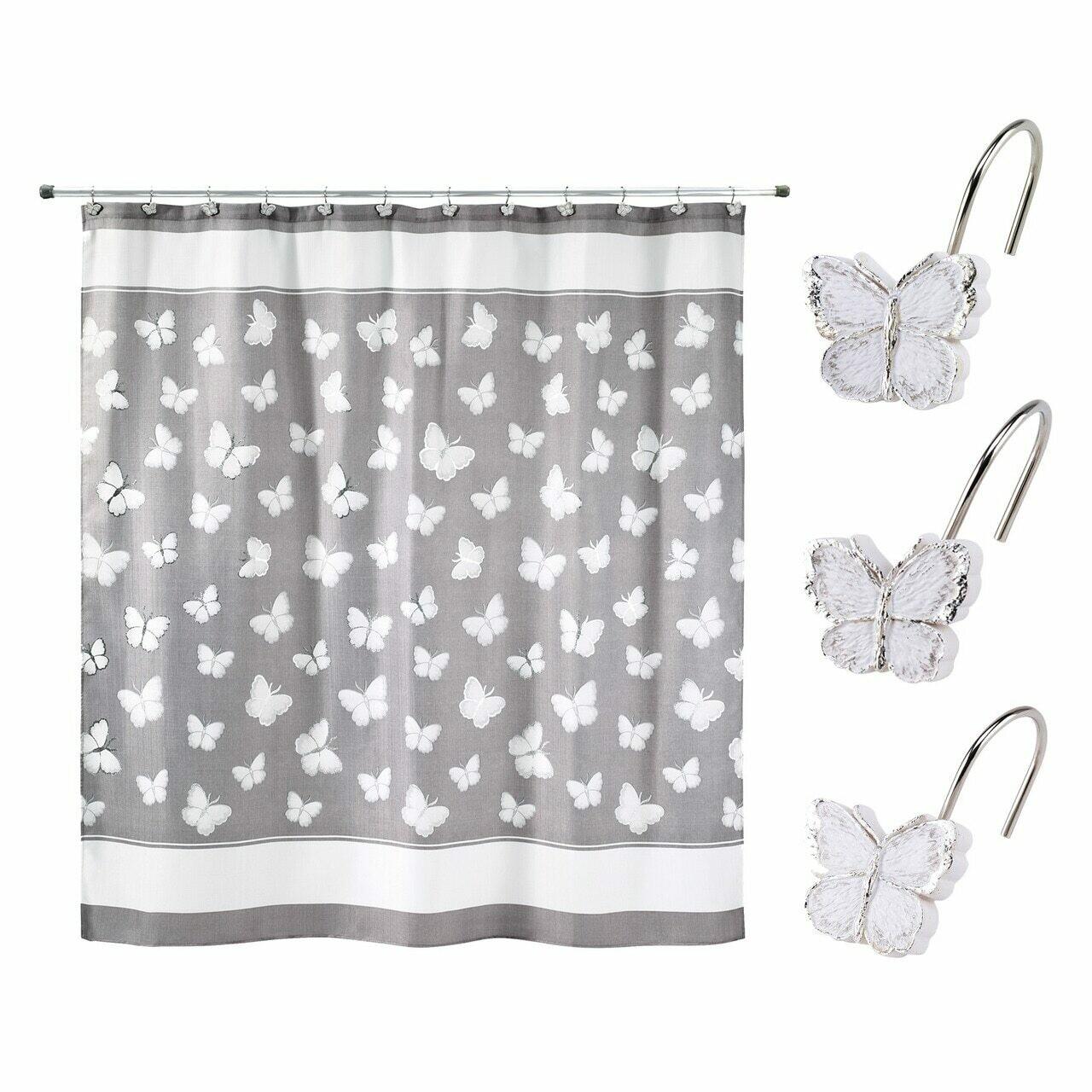 Yara Shower Curtain Hooks