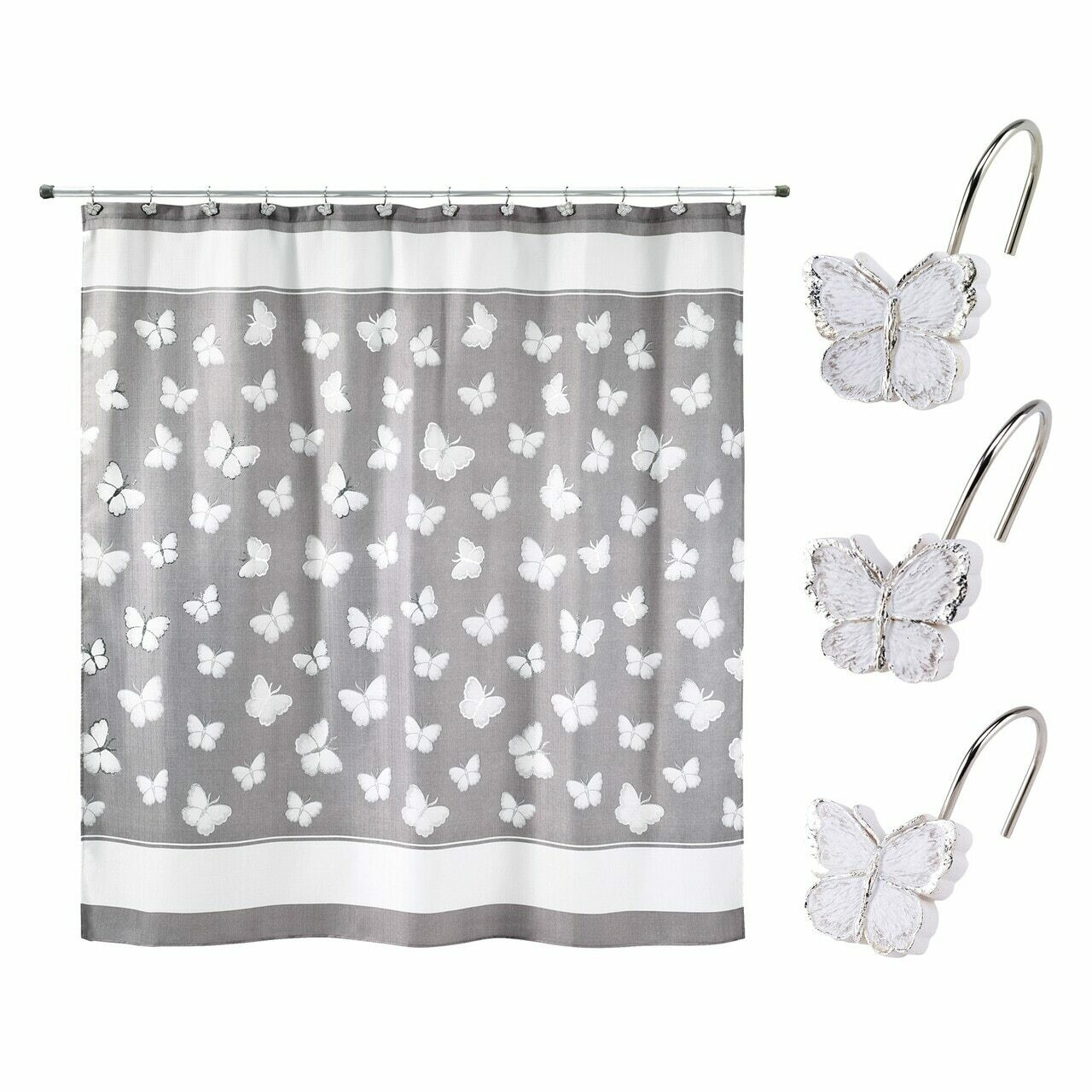 Yara Shower Curtain
