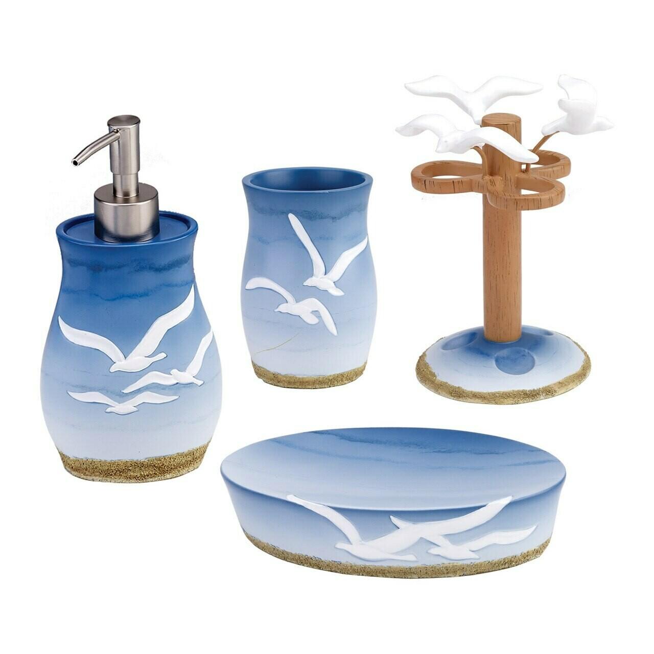 Seagulls Soap Dispenser