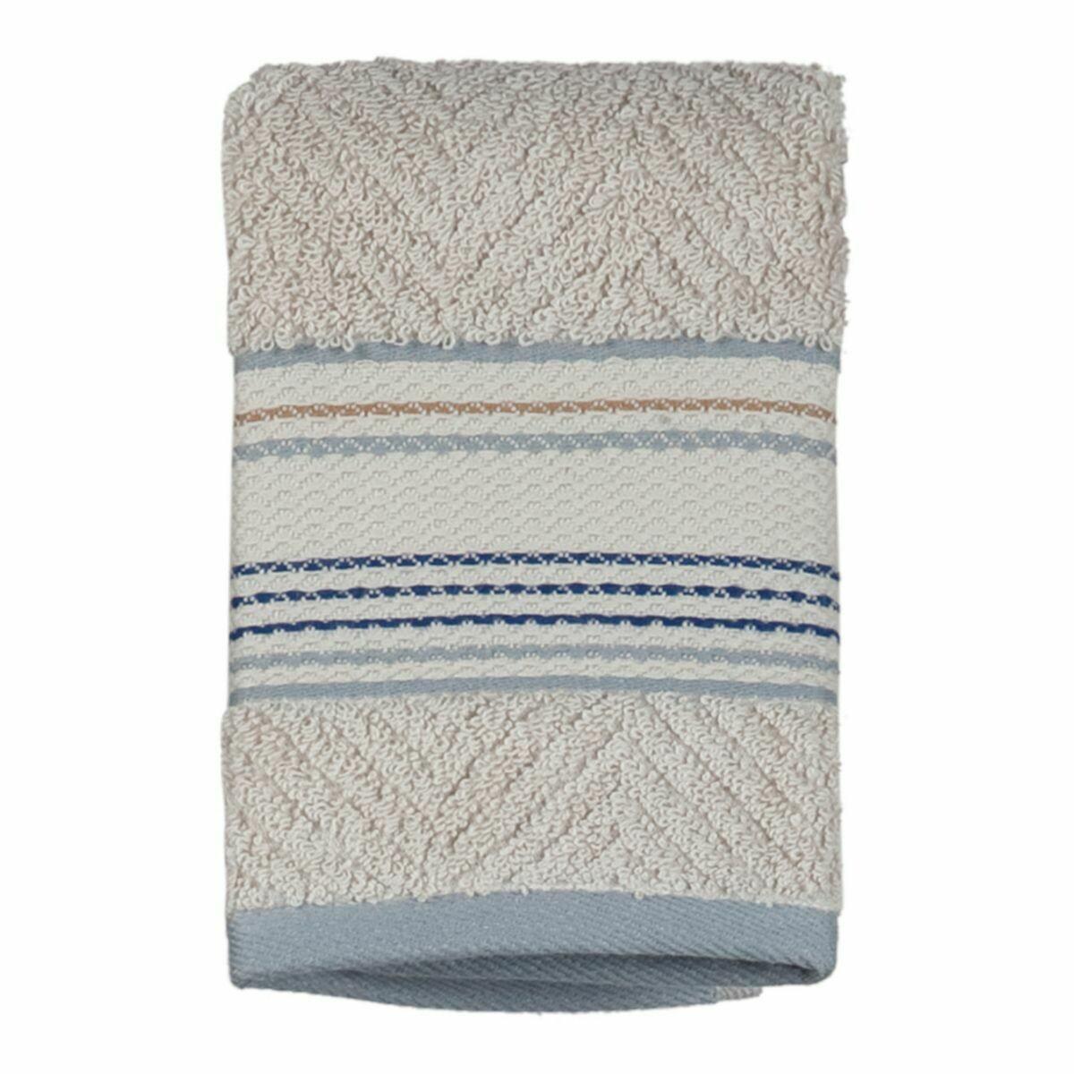Ticking Stripe Hand Towel