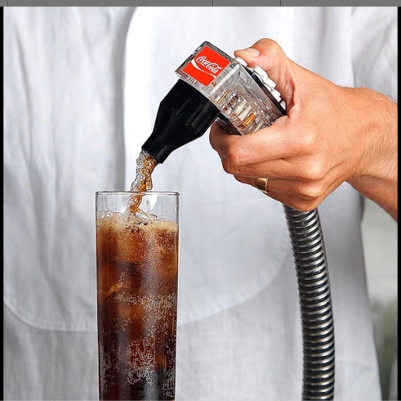 1/2 coke draught