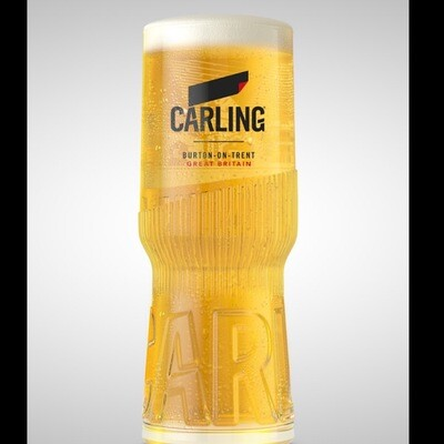 Carling draught