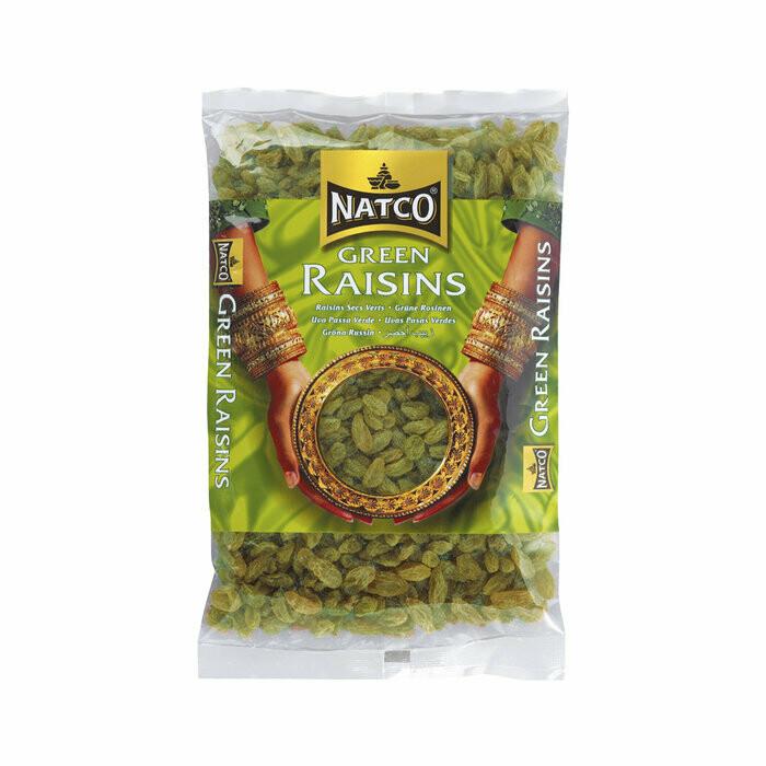 NATCO GREEN RAISIN 300GM