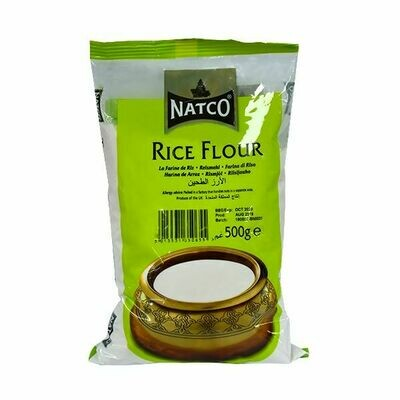 NATCO RICE FLOUR 500GM
