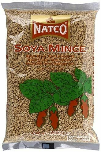 NATCO SOYA MINCED 300GM