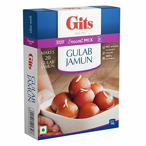 GITS GULAB JAMUN MIX 200GM
