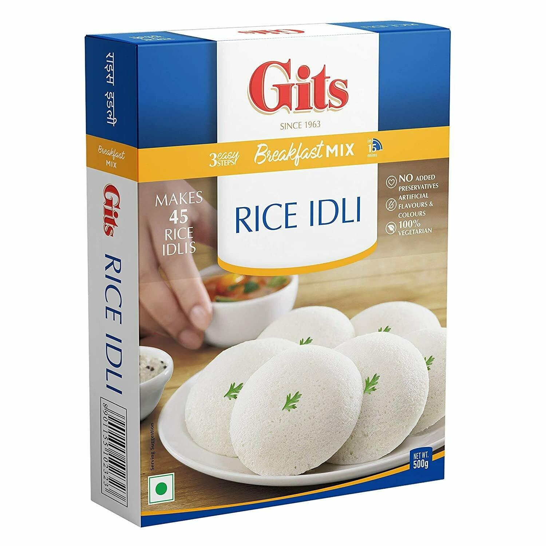 GITS RICE IDLI MIX 500GM