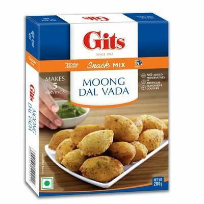 GITS MOONG DAL VADA MIX 200GM