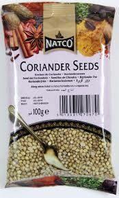 NATCO DHANIA WHOLE 100GM