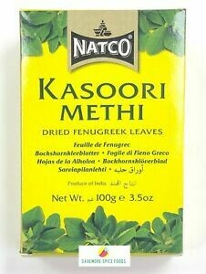 NATCO KASOORI METHI 100GM