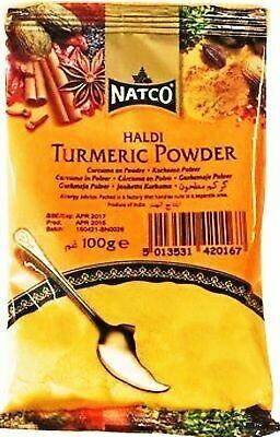 NATCO TURMERIC POWDER 100GM