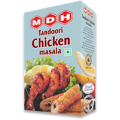 MDH TANDOORI BBQ MASALA 100GM