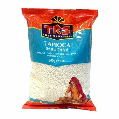 TRS SABUDANA SMALL 500GM