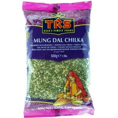 TRS MUNG DAL CHILKA 500GM
