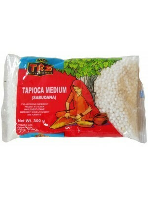 TRS SABUDANA MEDIUM 300GM