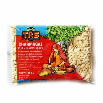 TRS CHAR MAGAZ (DRIED MELON SEEDS) 100GM