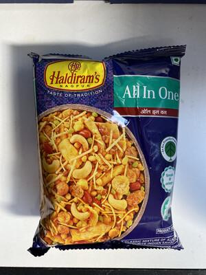 HALDIRAM'S ALL IN ONE 150GM