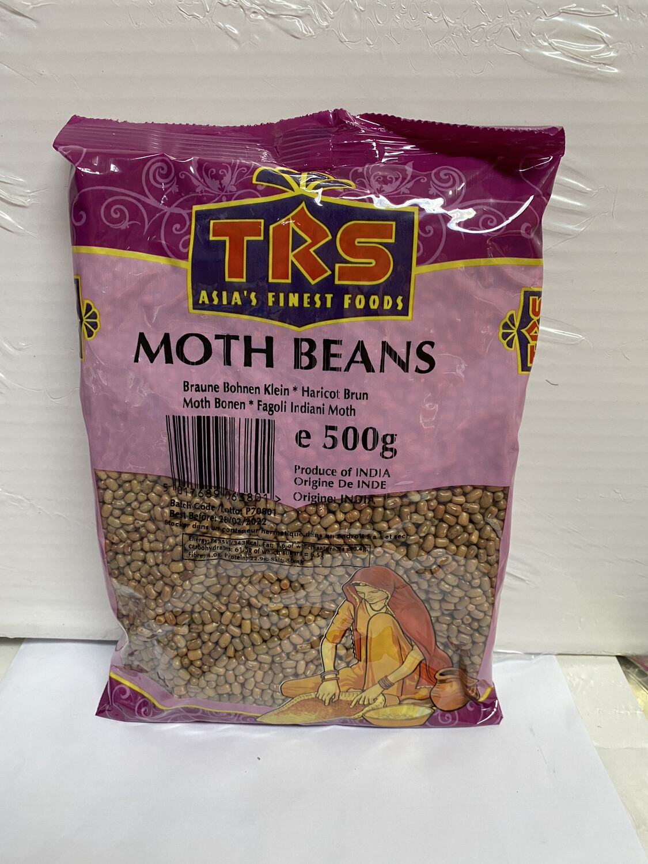TRS MOTH BEANS 500GM