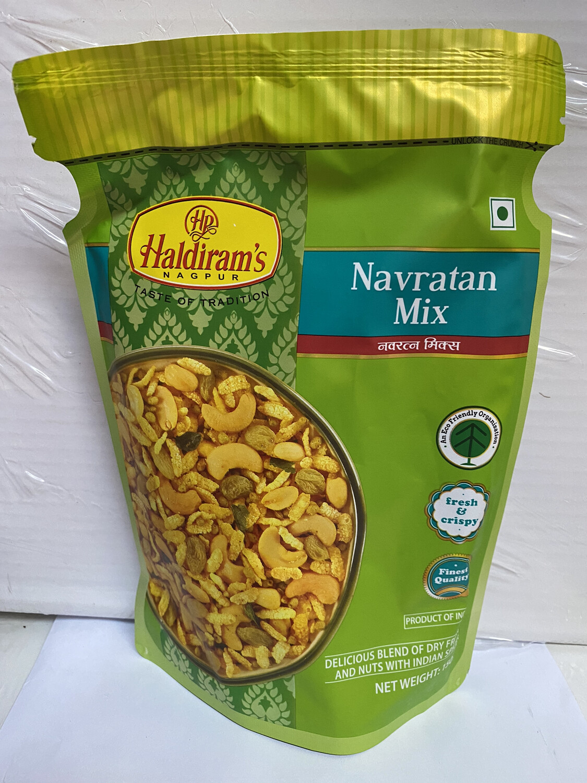 HALDIRAM'S NAVRATNA MIX 150GM