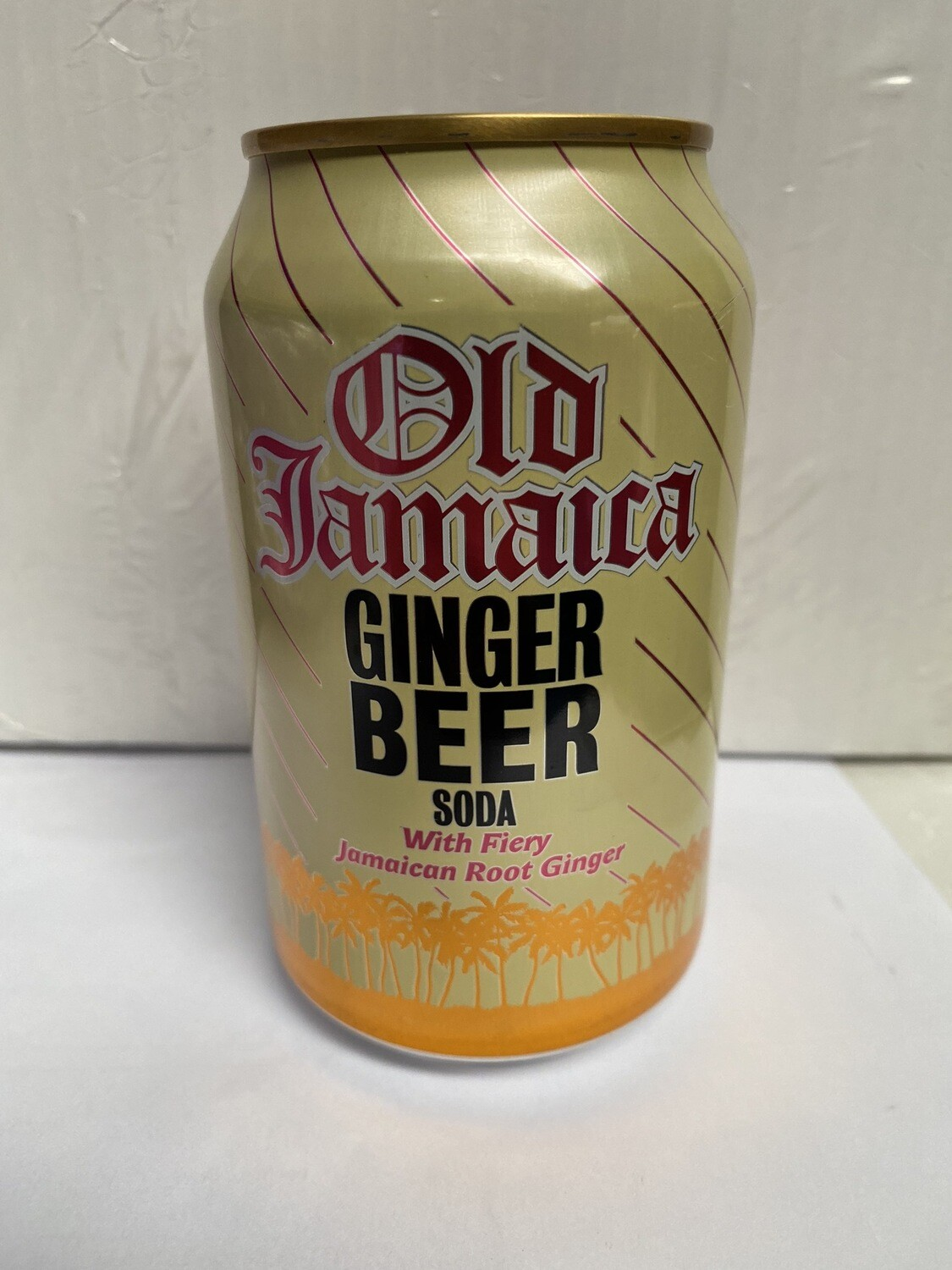 OLD JAMAICA GINGER BEER SODA (0% ALCOHOL)