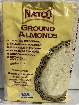 NATCO ALMONDS GROUND 300GM