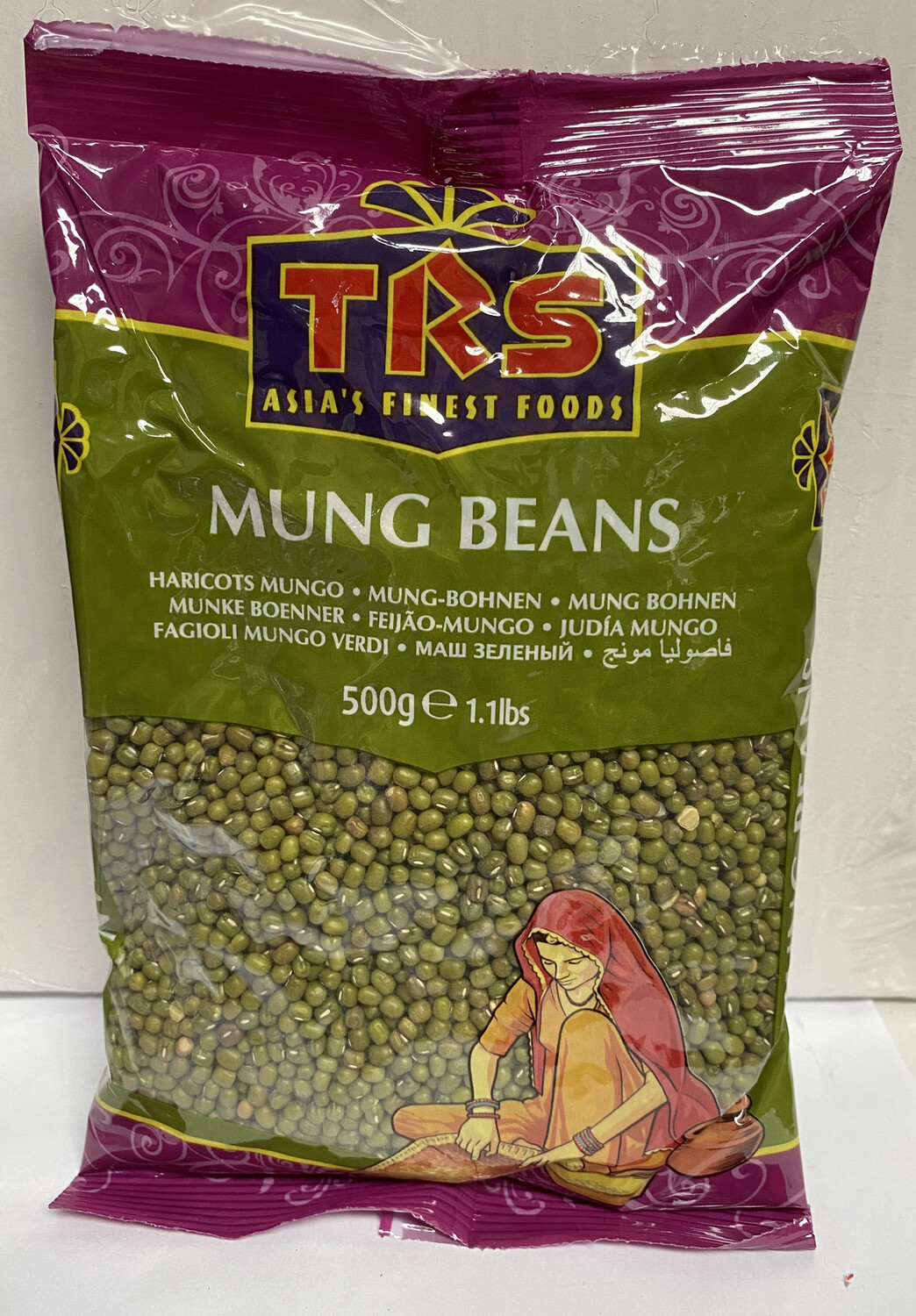 TRS MUNG WHOLE 500GM