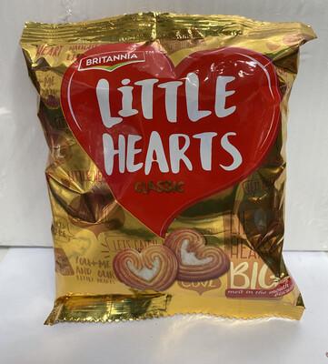 BRITANNIA LITTEL HEARTS 75GM