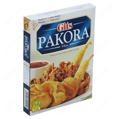 GITS PAKORA MIX 200GM
