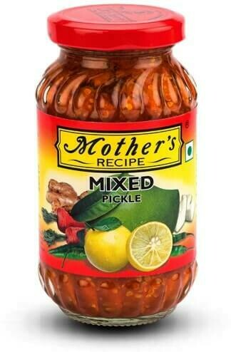 MOTHER'S MIXED PICKLE 500GM
